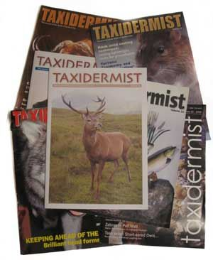 The Taxidermist Journals